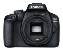 Canon 4000D фото1