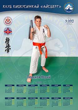 Календарь 2020 плакат А3 Премиум - 30х42 см 3..