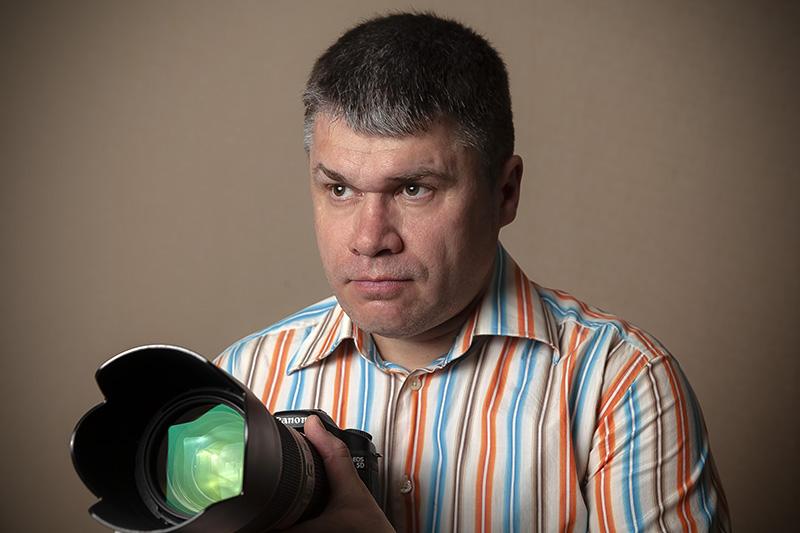 Photographer Sergey Gelman